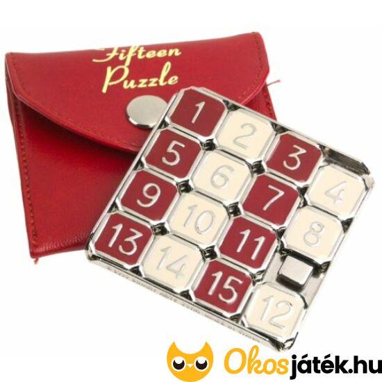 Fifteen puzzle retro logikai, tili-toli puzzle számos (260) (GE)