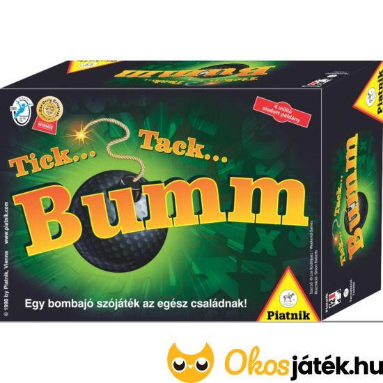 Tick -Tack Bumm társasjáték - PI