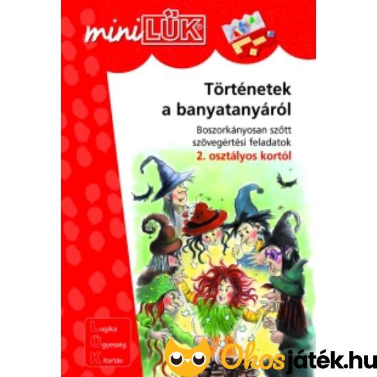 Történetek a banyatanyáról LÜK Mini LDI213 (DI)