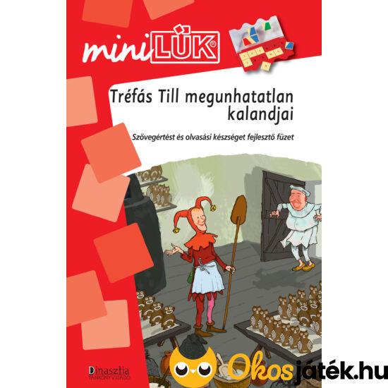 Tréfás Till szövegértési feladatok 3. osztály LÜK Mini füzet LDI244 (DI)