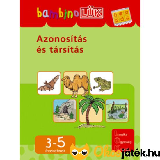 Azonosítás és társítás - LÜK Bambino LDI-118