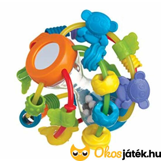 Activity Labda - Playgro bébijáték 5794 / 4082679 - RE NFT