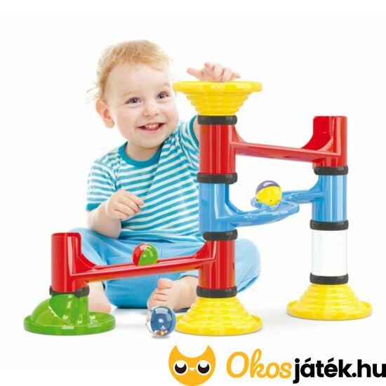 Quercetti bébi golyópálya - Migoga Junior Basic 6502 (KW)