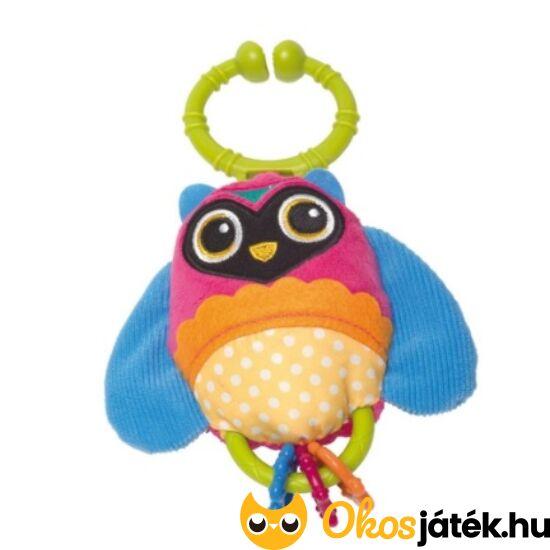 Csörgő játék babáknak - Bagoly barát (KE) BB1512