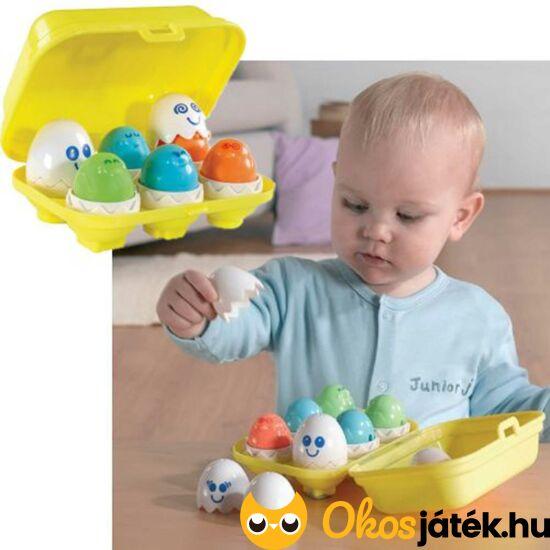 TOMY Bújócskázó tojások játék E1581 (MH)