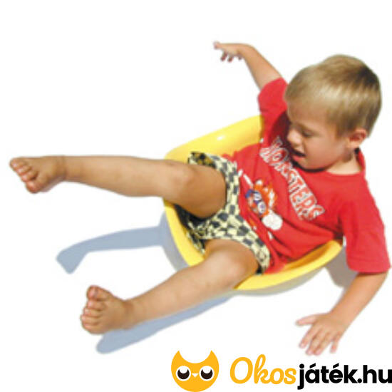 Bilibo citromsárga mozgás- és egyensúlyfejlesztő gyerekjáték - YO