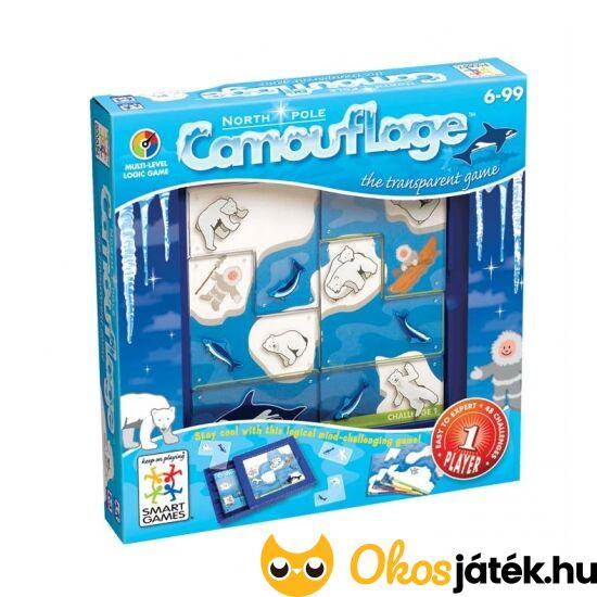Camouflage - Jeges kaland Smart Games logikai játék (GA)