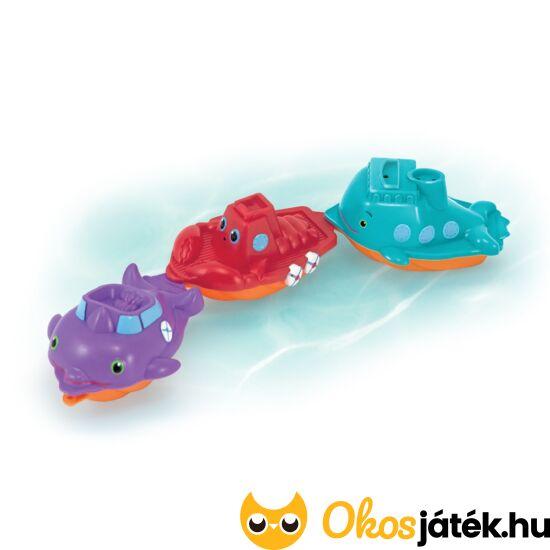 játékhajók, kishajók