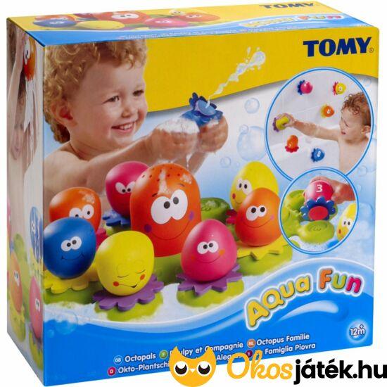 Tomy Polip pajtások fürdőjáték (MH)