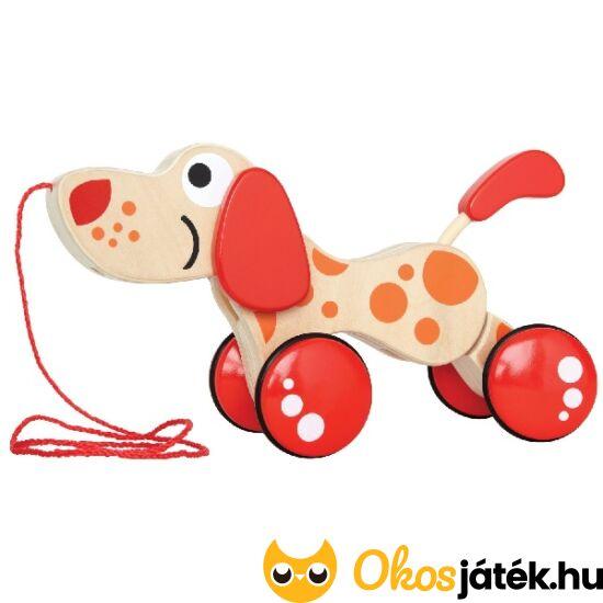 Húzható kutya játék - Hape E0347 fajáték 1-2 éveseknek (HO)
