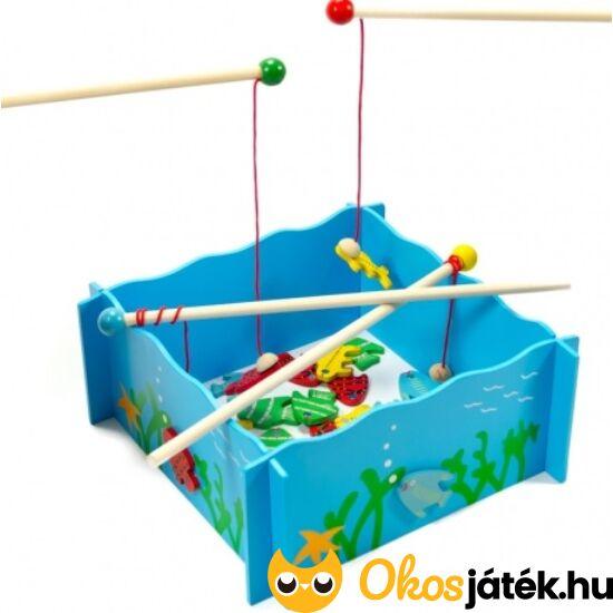 Horgászos játék 0744 (FA)