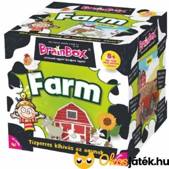 Brainbox Farm - memória játék (KE)