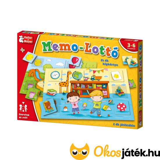 Memo-Lottó - Keller & Mayer (KM)
