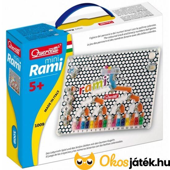 """Quercetti Rami mini színkirakó - 1009 (KW) """"Utolsó darabok"""""""