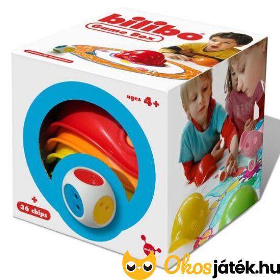 Moluk Bilibo Game Box - társasjáték ovisoknak (YO)
