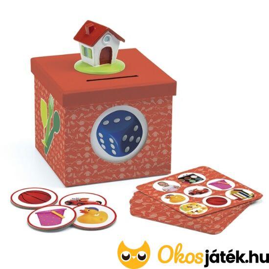 Szókincsfejlesztő játék kicsiknek - az otthonunk szavai DJ8364 (BO)