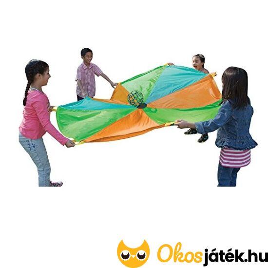 Színes ejtőernyő fejlesztő játék 3,0 méter (HO)