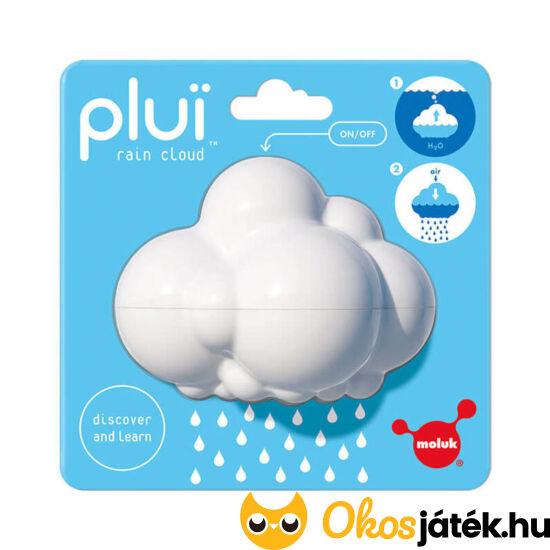 Moluk Plui esőfelhő készségfejlesztő játék - fehér 43060 - YO
