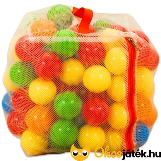 Medence labda - színes 100db 10886 (JN)