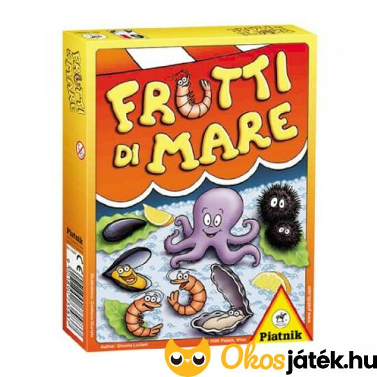Frutti di Mare kártyajáték - Piatnik (PI)