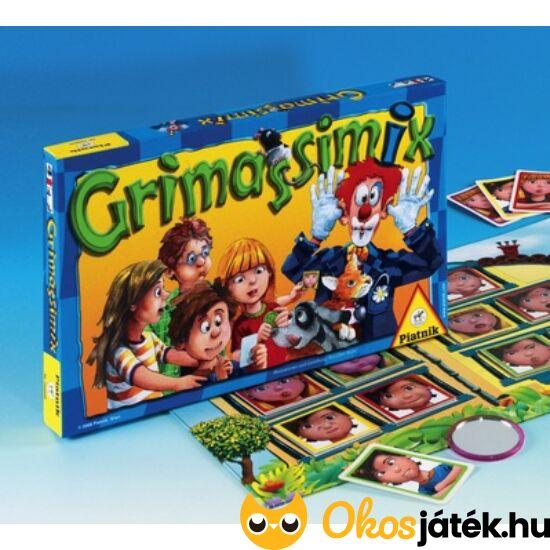 Grimassimix társasjáték Piatnik grimaszoljunk játék! - PI