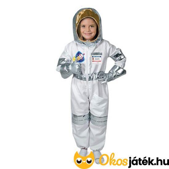Űrhajós gyerek jelmez - minőségi, egyedi jelmez gyerekeknek Melissa & Doug 18503 (ME-71)