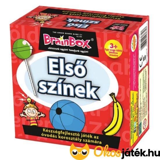 Brainbox Első színek - színek tanulása játékosan - KE 936707