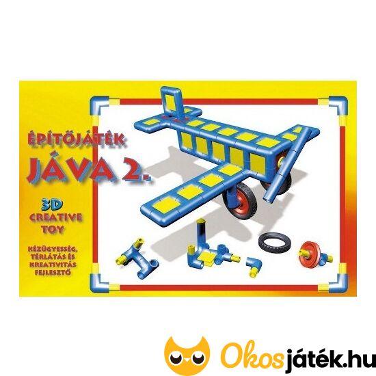 Jáva 2 építőjáték gyerekeknek - PE