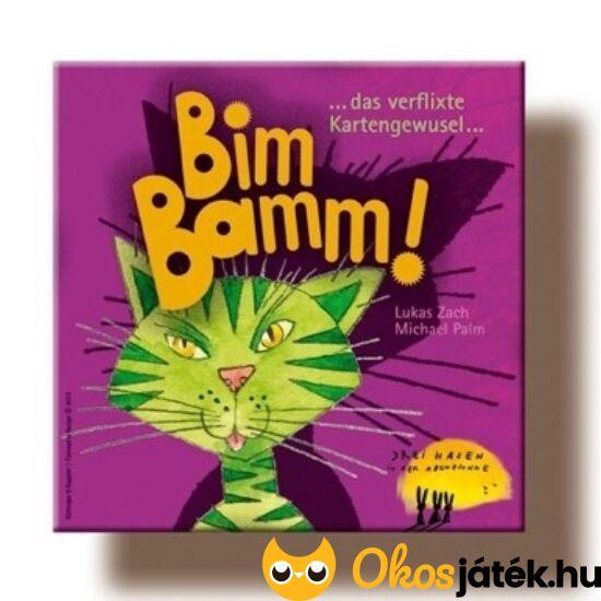 "Bim Bamm kártyajáték (BT) ""Utolsó darabok"""