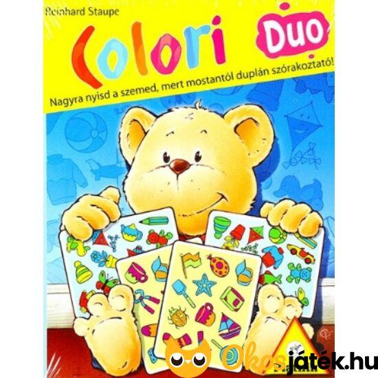 """Colori Duo kártyajáték (PI) """"Utolsó darabok"""""""