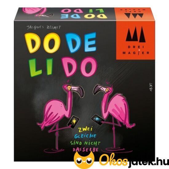 Dodelido gyors reflex kártyajáték (GE)