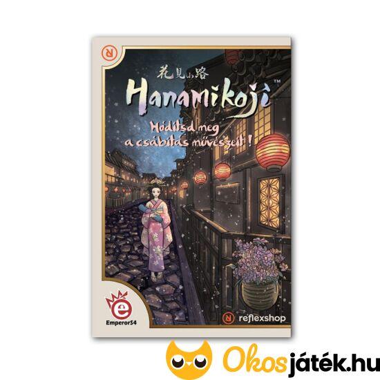 """Hanamikoji kártyajáték (YO) """"Utolsó darabok"""""""