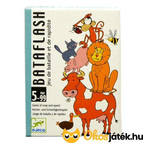 Bataflash kártyajáték DJ5118 (BO)