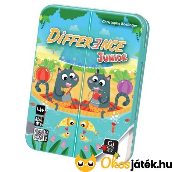 Difference junior - külöbség kereső játék gyerekeknek (GE)