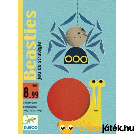 "Beasties taktikai kártyajáték  - DJ5132 (BO) ""Utolsó darabok"""