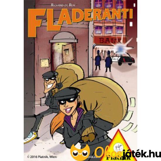 Fladeranti kártyajáték - Piatnik (PI) - Utolsó darabok!