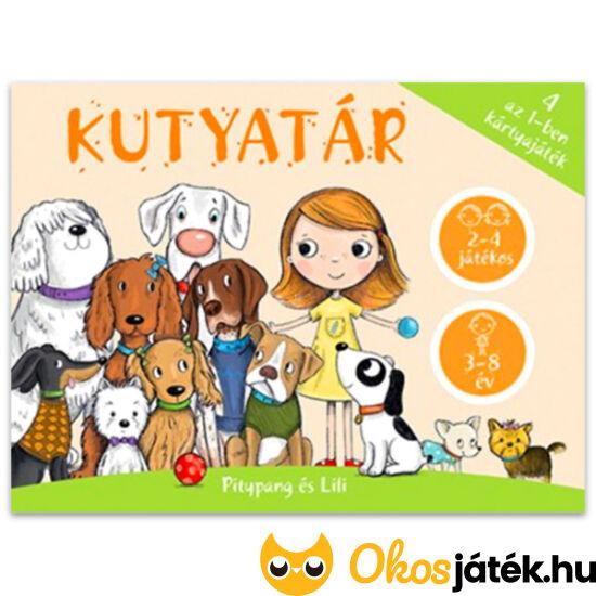 Kutyatár kártyajáték -105341 (PP)