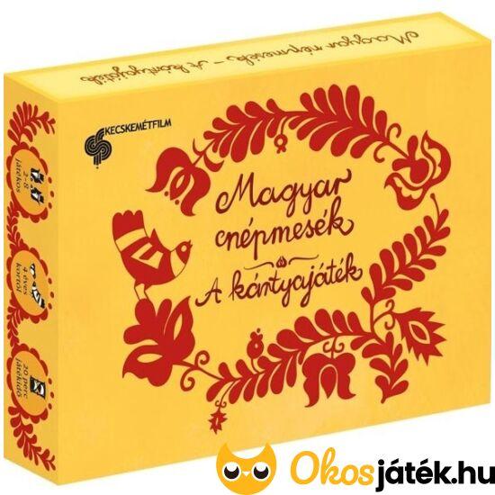 Magyar népmesék KÁRTYAJÁTÉK (YO)