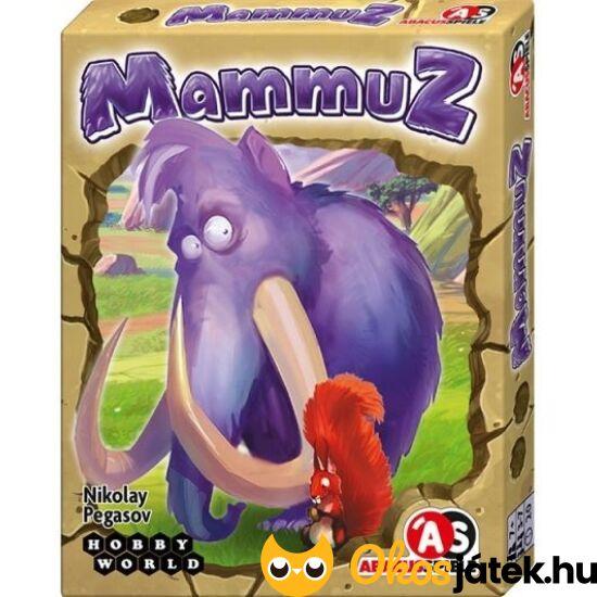 """Mammuz szórakoztató kártyajáték minden korosztálynak (GE) """"Utolsó darabok"""""""