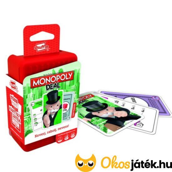 Monopoly deal kártyajáték (RE)