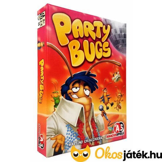 """Party bugs kártyajáték (GE) """"utolsó darabok"""""""