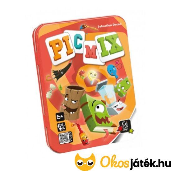 Picmix kártyajáték fémdobozban, Gigamic (GE)