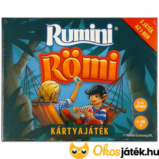 Rumini römi kártyajáték (PP)