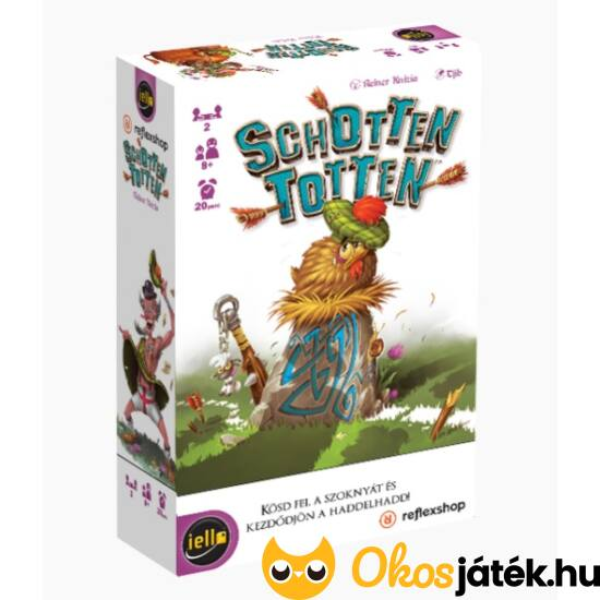 Schotten Totten kártyajáték (YO)