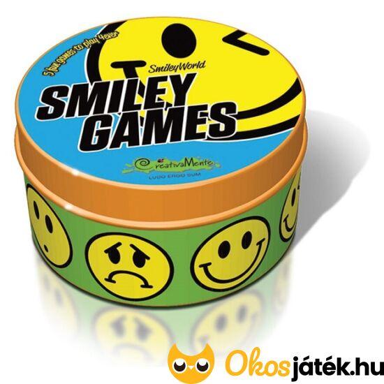 Smiley Games kártyajáték (LT)