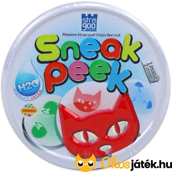 """Sneak Peek (Stragoo) -  a memória, megfigyelés és gyorsaság játéka (KE)  """"utolsó darabok"""""""