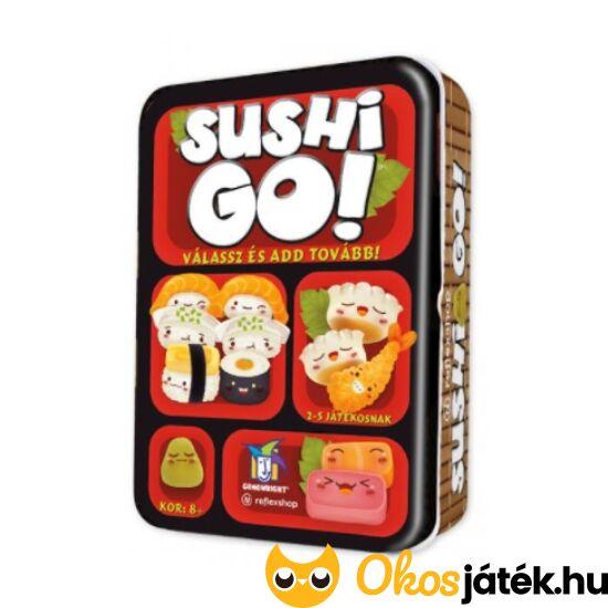 Sushi Go - parti kártyajáték (YO)