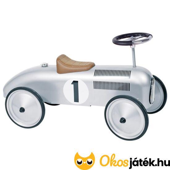 Lábbal hajtós autó - retro - Goki 14136 (GO) - ingyen szállítással!