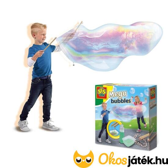 Óriás buborékfújó SES - RE