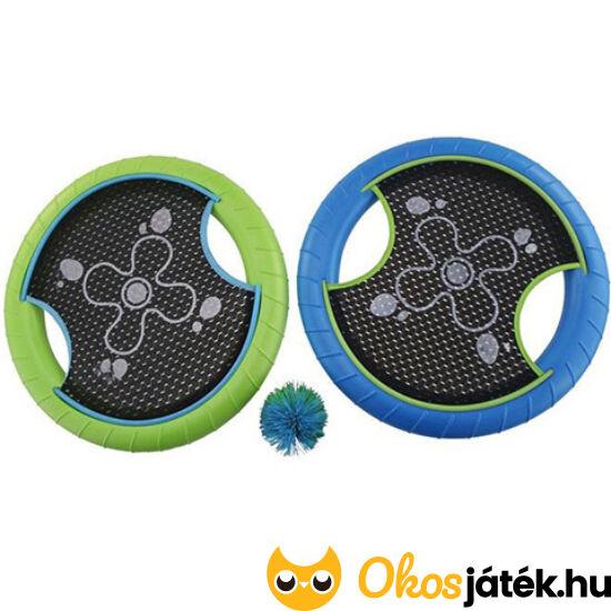 Ütős labdajáték és frizbi egyben - Phlat Disc